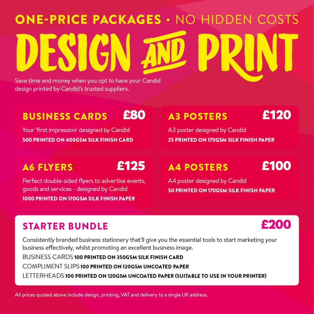 Business booklet - bundles